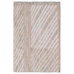 Wool Scandinavian-Style Kilim Custom Rug