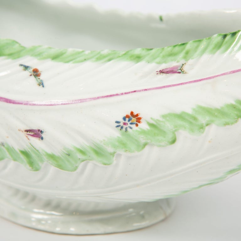 Some of the most exquisite English porcelain ever made was manufactured in the 18th century by a factory in Worcester founded by a group of investors, including Dr. John Wall. In the 1750s, they began to manufacture soft-paste porcelain at their