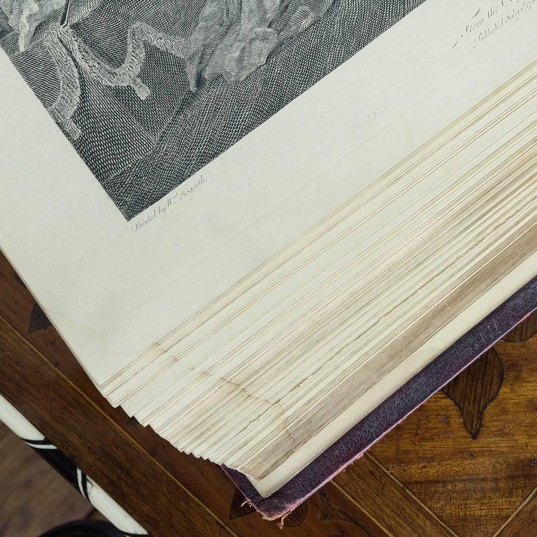 Works of Hogarth, Complete Folio, 1822 4