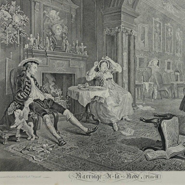 Works of Hogarth, Complete Folio, 1822 7