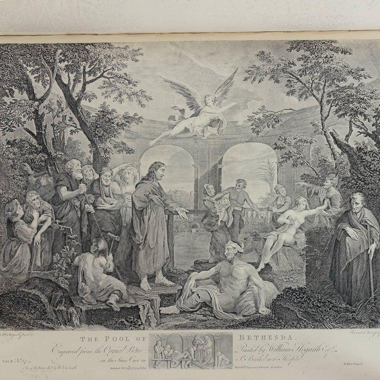 Works of Hogarth, Complete Folio, 1822 8