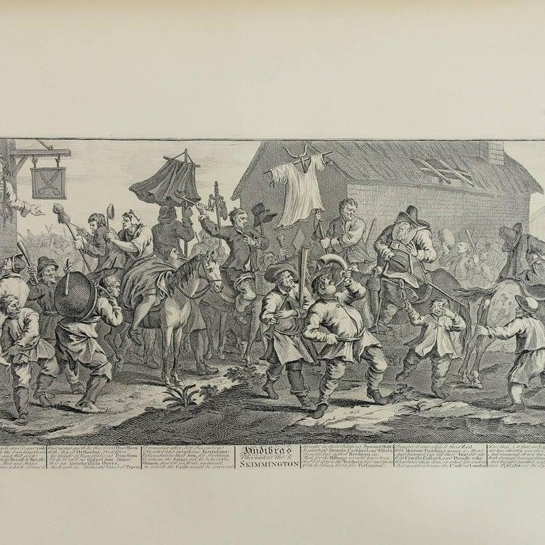 Works of Hogarth, Complete Folio, 1822 10
