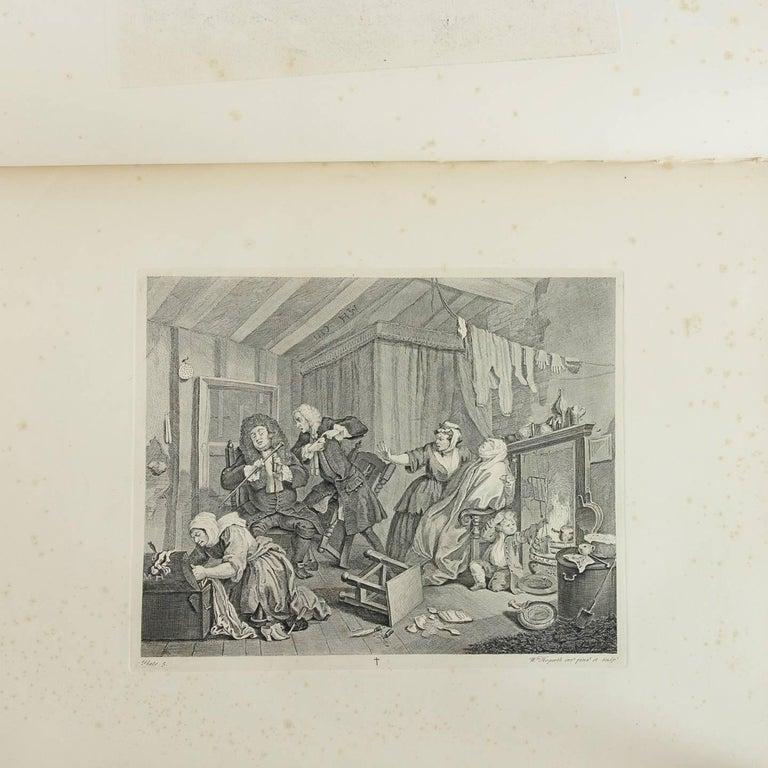 Works of Hogarth, Complete Folio, 1822 11