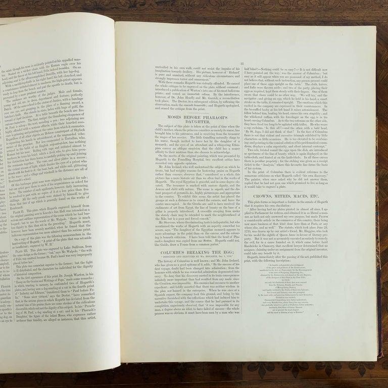 Works of Hogarth, Complete Folio, 1822 13