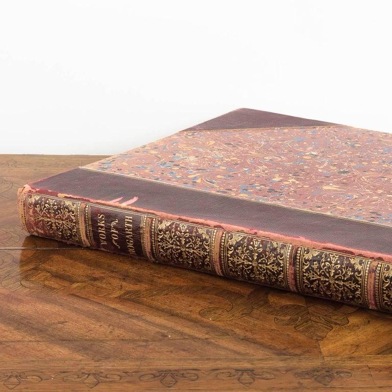 Georgian Works of Hogarth, Complete Folio, 1822