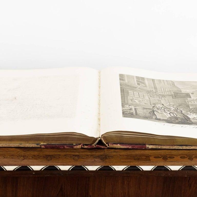British Works of Hogarth, Complete Folio, 1822