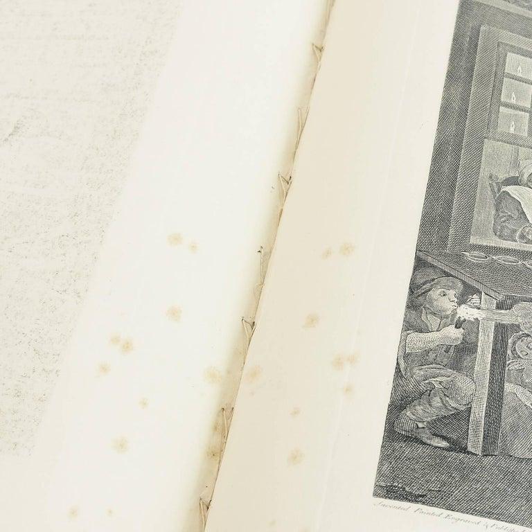 Works of Hogarth, Complete Folio, 1822 1