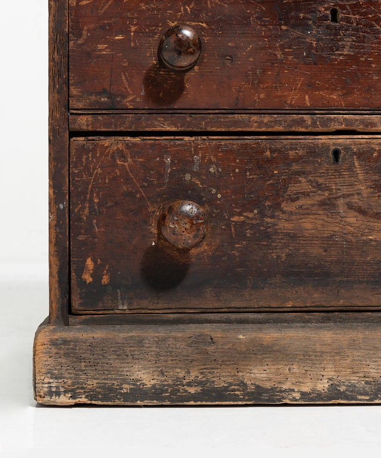 19th Century Workshop Drawers For Sale
