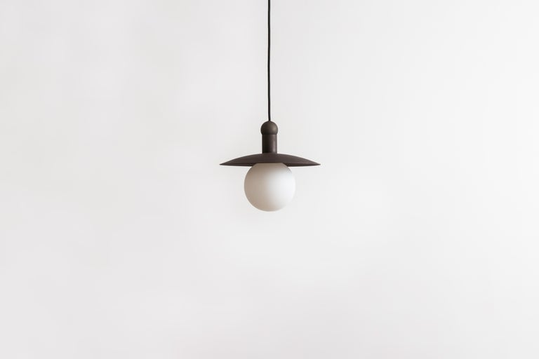 American Classical Workstead Helios Cord Pendant For Sale