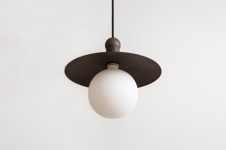 American Workstead Helios Cord Pendant For Sale