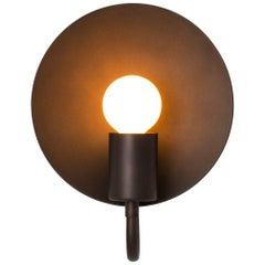 Workstead Orbit ADA Sconce in Hand Finished Bronze
