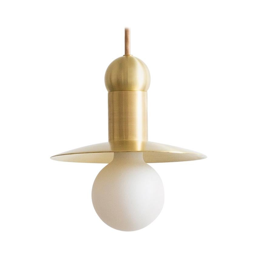 Workstead Orbit Cord Pendant