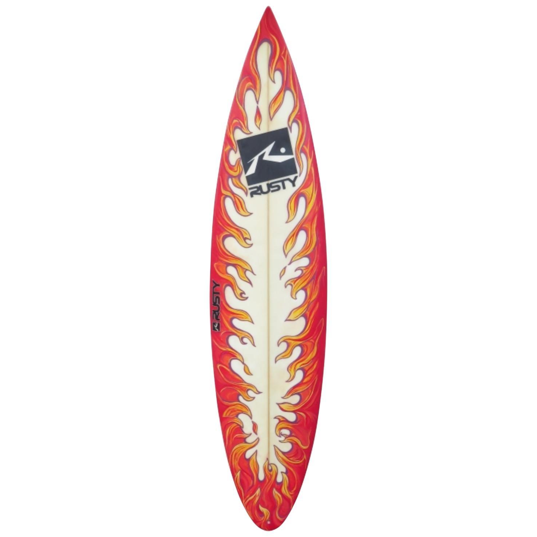 World Champion Derek Ho Personal Surfboard by Rusty Preisendorfer