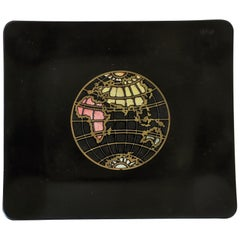 World Globe Tray