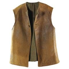 World War II Leather Jerkin No. 2, 20th Century