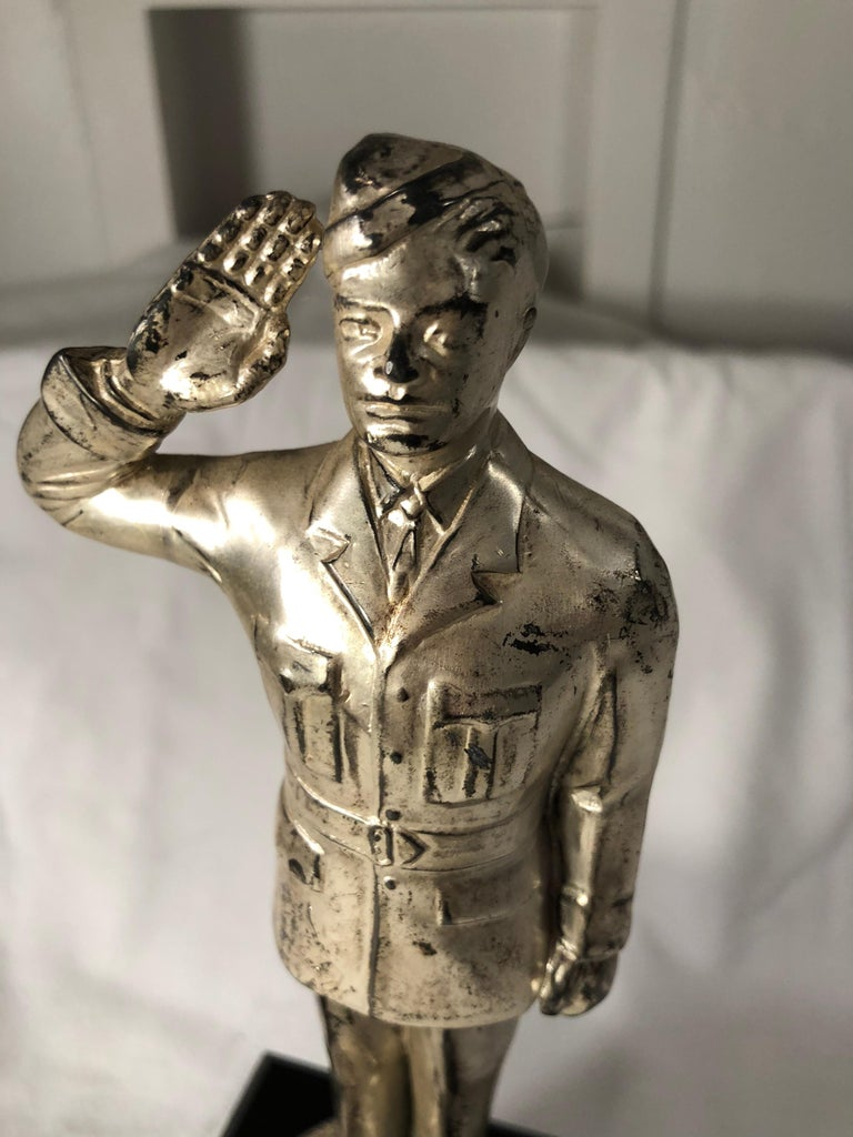 World War II Officer Trophy For Sale 11