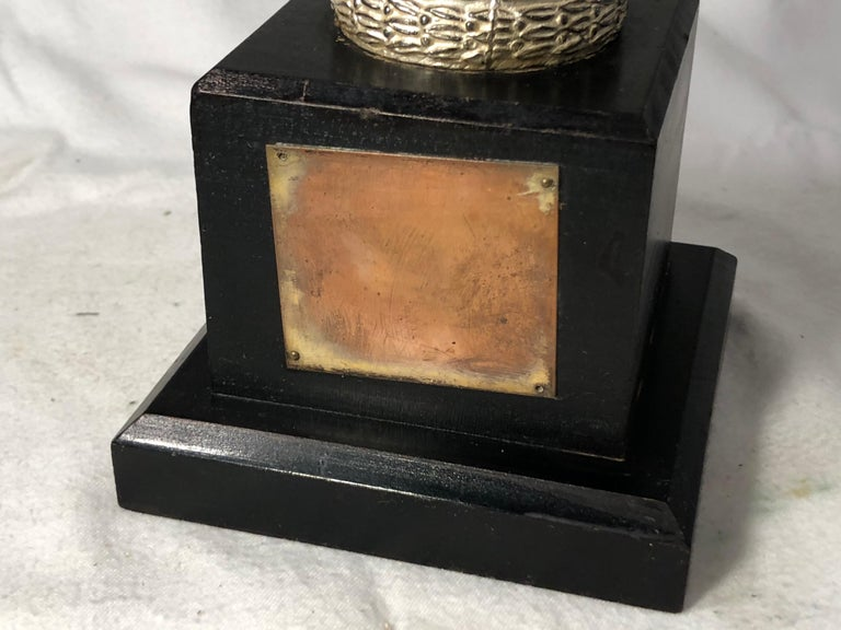 Mid-20th Century World War II Officer Trophy For Sale