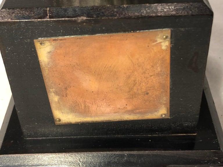 Wood World War II Officer Trophy For Sale