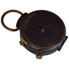World War One Swiss Made Army Engineer Compass