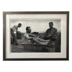 World War Two Phil Stern Photograph