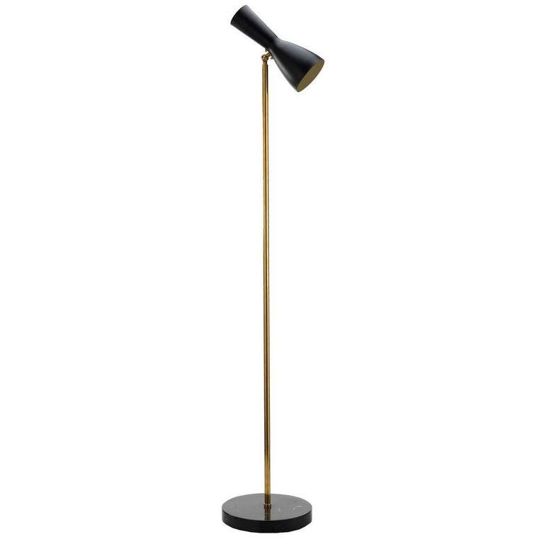 Wormhole N°1 Floor Lamp