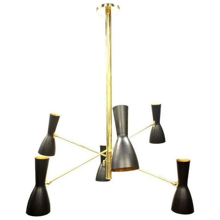 Wormhole N°9 Ceiling Lamp