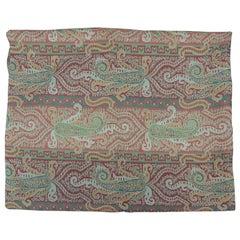 Woven Brunschwig & Fils Paisley Woven Fabric