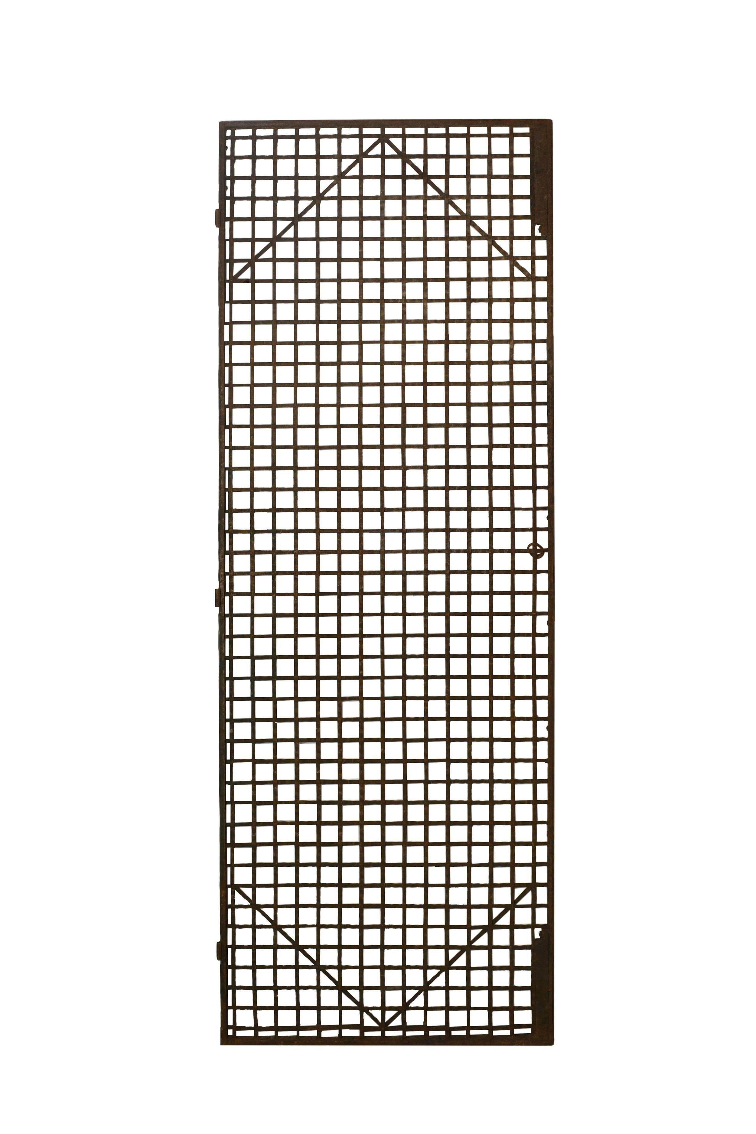 Woven Metal Elevator Cage Doors For Sale 6  sc 1 st  1stDibs & Woven Metal Elevator Cage Doors For Sale at 1stdibs