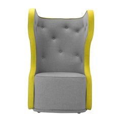 Wow Armchair by Simone Micheli