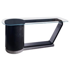 Writing Desk 2019 with Glass Top