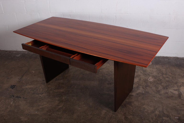 Writing Desk by Edward Wormley for Dunbar For Sale 5