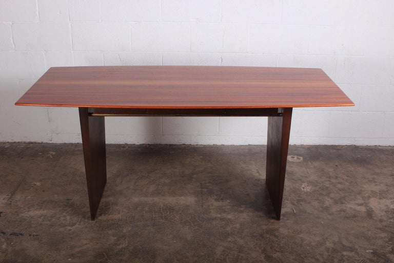 Writing Desk by Edward Wormley for Dunbar For Sale 7