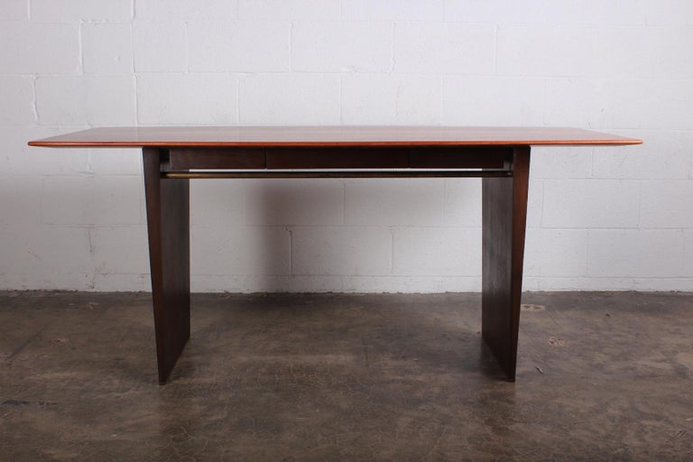 Writing Desk by Edward Wormley for Dunbar For Sale 8