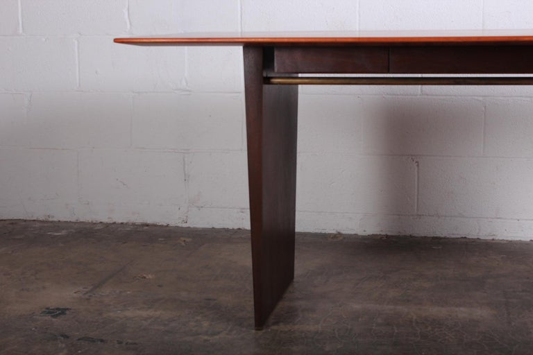 Writing Desk by Edward Wormley for Dunbar For Sale 9