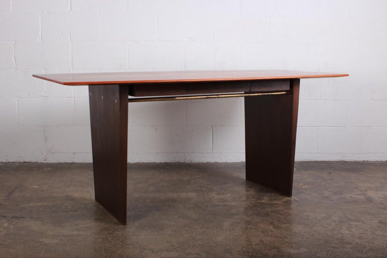 Mid-20th Century Writing Desk by Edward Wormley for Dunbar For Sale