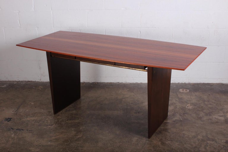 Writing Desk by Edward Wormley for Dunbar For Sale 2