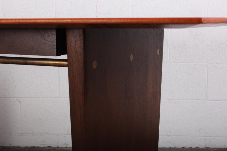 Writing Desk by Edward Wormley for Dunbar For Sale 3