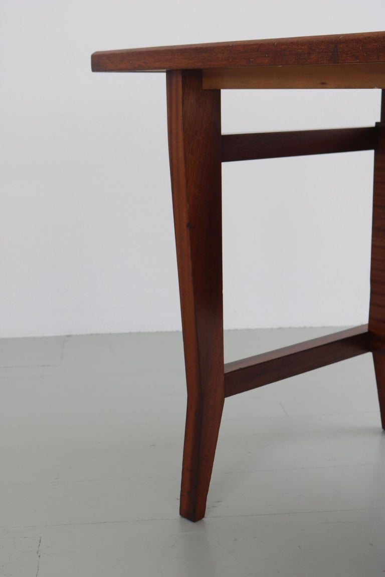 Writing Desk Designed by Gio Ponti / Scirolli, Italy, 1960s For Sale 6