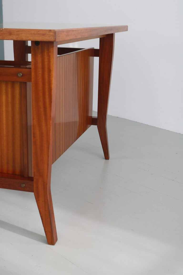 Writing Desk Designed by Gio Ponti / Scirolli, Italy, 1960s For Sale 8
