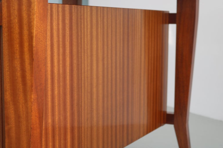 Writing Desk Designed by Gio Ponti / Scirolli, Italy, 1960s For Sale 9