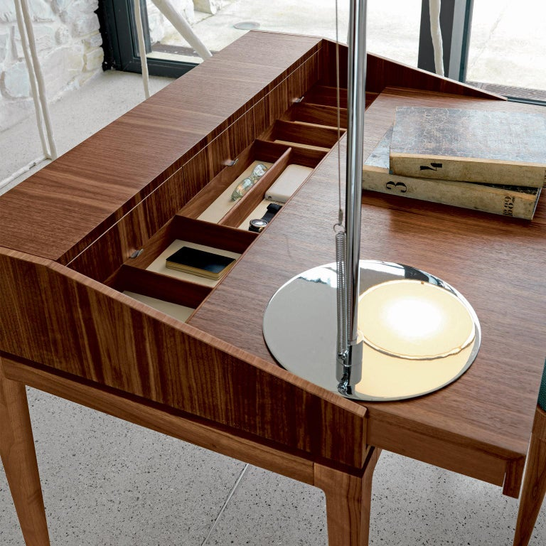 Modern Ideale writing Desk G-151 by Dale Italia For Sale
