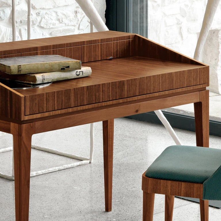 Italian Ideale writing Desk G-151 by Dale Italia For Sale
