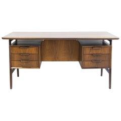 Writing Desk, Model 75, by Omann Jun Møbelfabrik