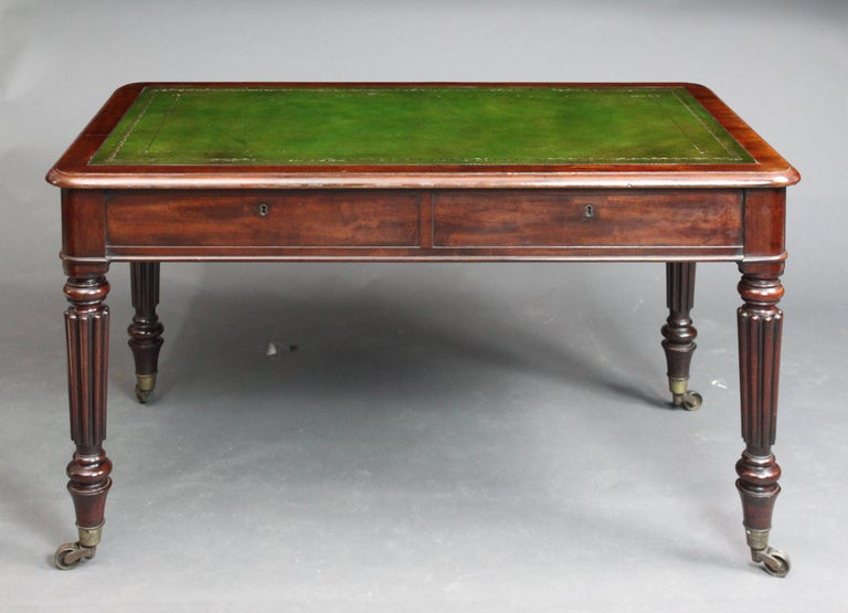 William IV Writing Table For Sale