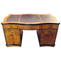 Writing Table in the English Style High Quality