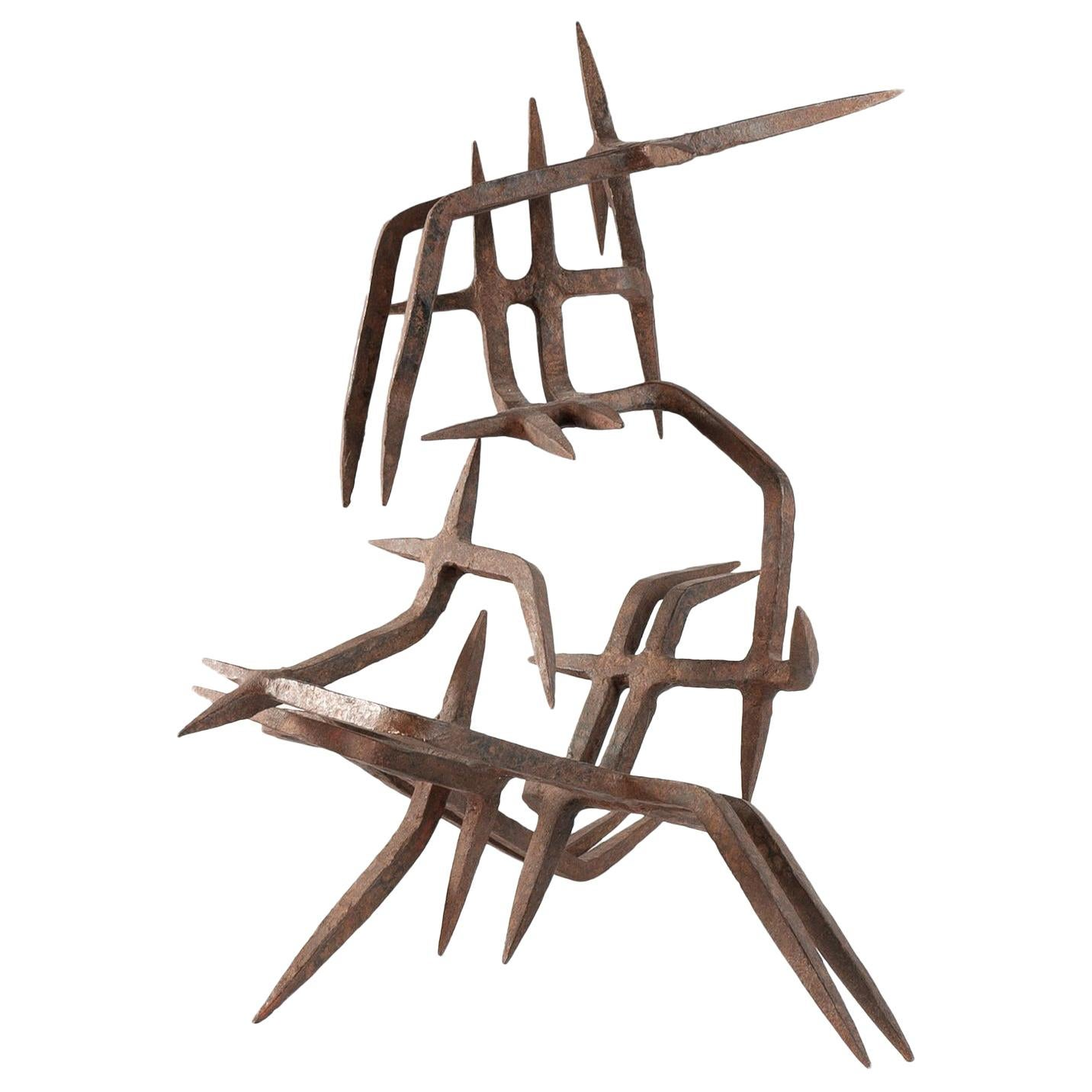 Wrought Iron Forms by Marcello Fantoni