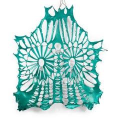 Mask - Green Pine