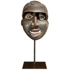 "Wum People, Cameroon, Runner Mask ""Mabu"""