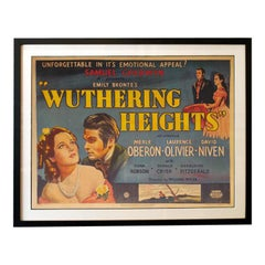 Wuthering Heights '1939' Poster