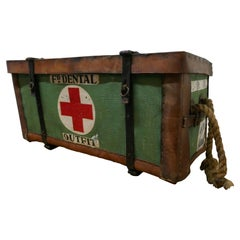 WWI Vintage Medical Dentist Outfit